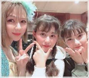 村重杏奈の姉妹