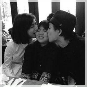 白濱亜嵐と弟と姉