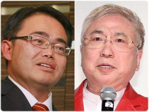 大村知事と高須院長