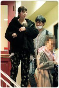 佐々木希の子供の顔写真は公開されてる?