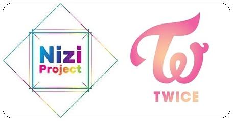 NiziProjectとTWICE