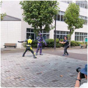 未満警察のロケ地