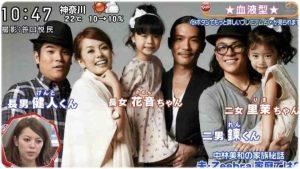 横井里茉(リマ)の家族