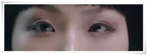 松田優作の娘(ゆう姫)の目が変でおかしい