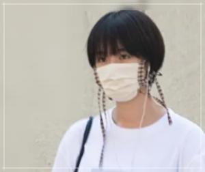 唐田えりかのマスク紐はどこで買える