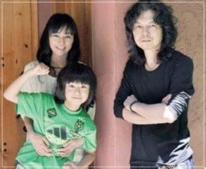 杉咲花の両親