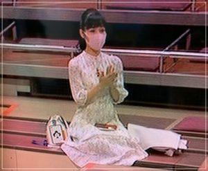 【溜席の妖精】大相撲の正座の女性は何者