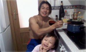 宮崎大輔の娘の顔画像や年齢&名前