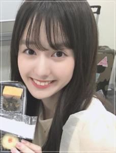 【画像】中川梨花(慶應)の歯はホワイトニング