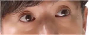 キムタクの目が変わった