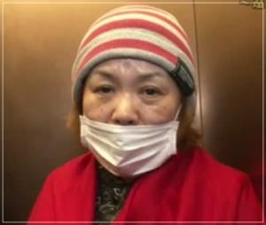 上沼恵美子の顔が白すぎて怖い
