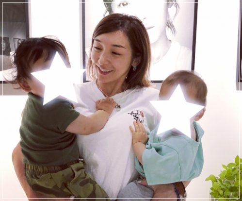 顔画像|加護亜依の子供は2人&名前はみなみと義継!学校