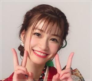 生見愛瑠(めるる)の歯並びはセラミック