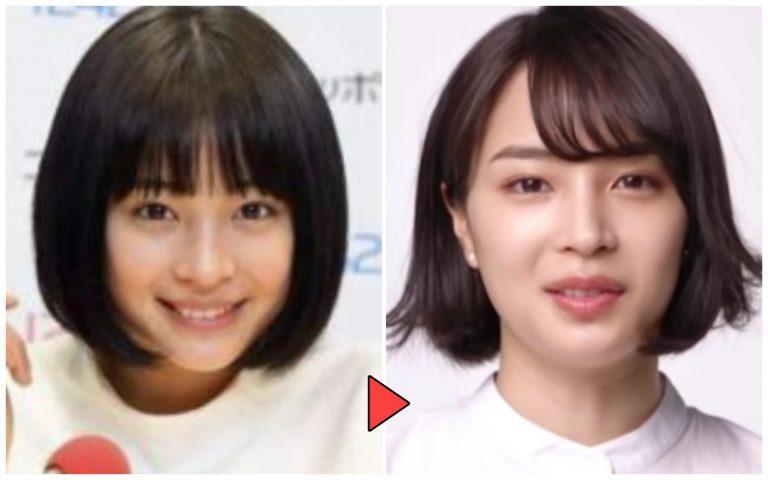 【AGC画像】広瀬すずの顔が変わった理由
