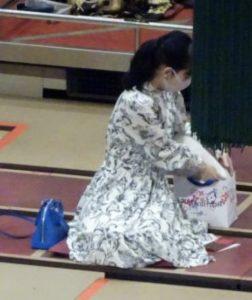 溜席の妖精のバッグの画像