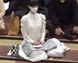"""溜席の妖精の正体は""""タニマチのお嬢さん""""と判明"""
