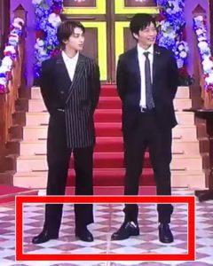 【比較画像】横浜流星の身長サバ読み疑惑を検証!低いと言われる理由