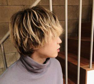 【顔画像】秋山黄色の本名は秋山忍?素顔や高校,身長