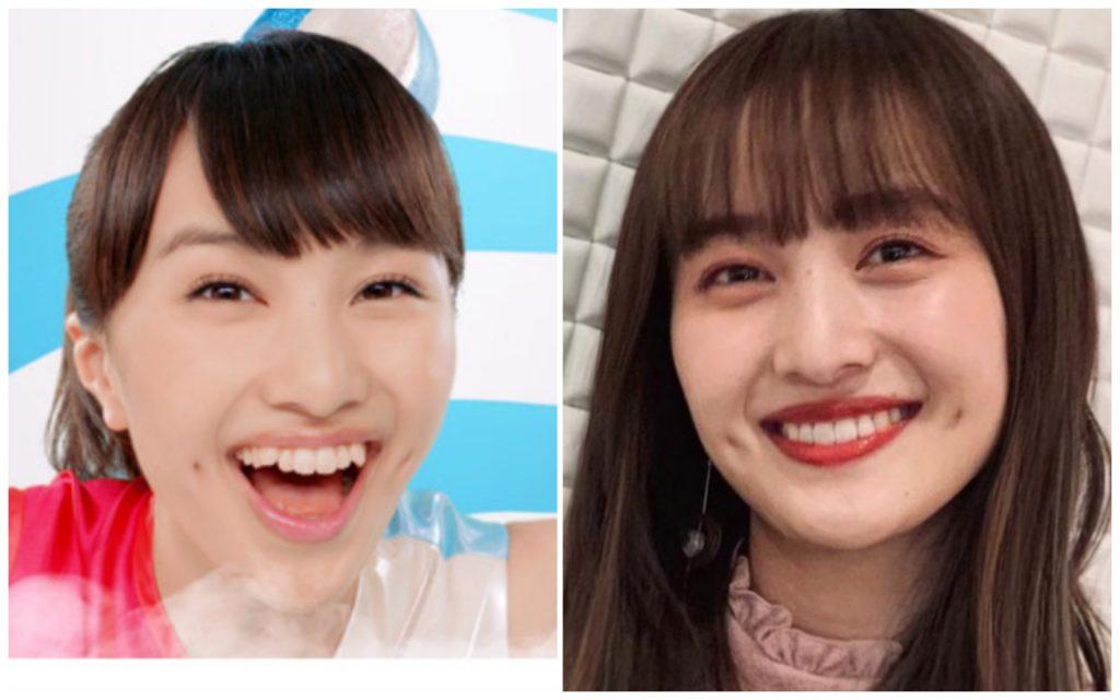 画像|百田夏菜子の顔が変わった理由は八重歯?過去と現在比較で垢抜けたと話題に!